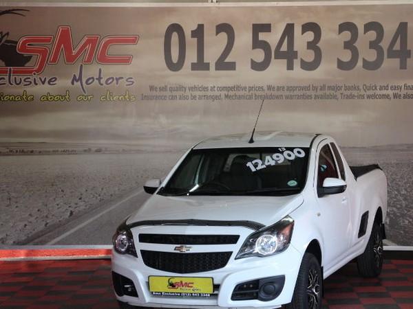 2013 Chevrolet Corsa Utility 1.4 Club Pu Sc  Gauteng Pretoria_0