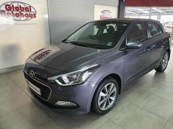 2016 Hyundai i20 1.4 Fluid Auto Gauteng Roodepoort_0