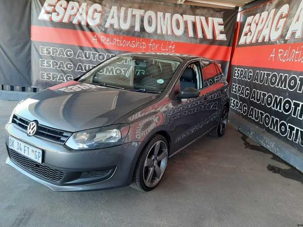 2011 Volkswagen Polo 1.4 Trendline  Gauteng Pretoria_0