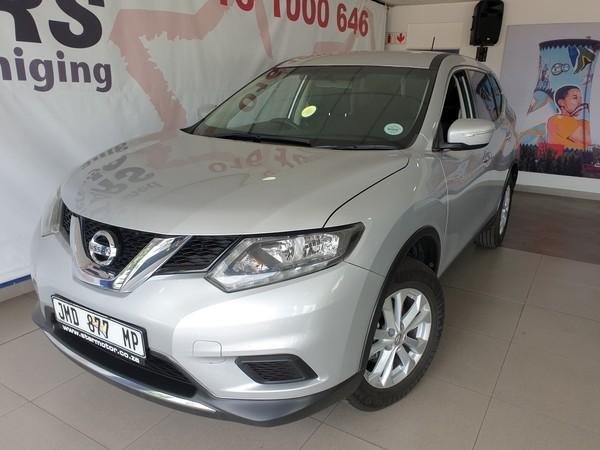 2016 Nissan X-Trail 2.0 XE T32 Gauteng Vereeniging_0