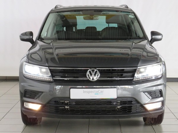 2016 Volkswagen Tiguan 1.4 TSI Comfortline DSG 110KW Mpumalanga Ermelo_0