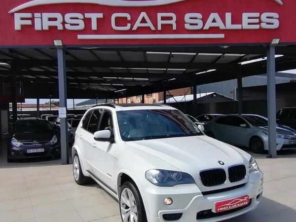 2009 BMW X5 Xdrive30d At e70 7 Seater Gauteng Johannesburg_0