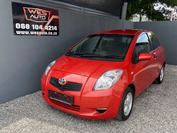 2007 Toyota Yaris T1 3dr  North West Province Rustenburg_0