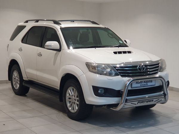 2013 Toyota Fortuner 3.0d-4d 4x4 At  Gauteng Boksburg_0