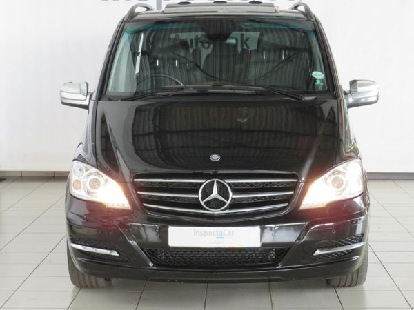 2014 Mercedes-Benz Viano 3.0 Cdi Avantgarde  Mpumalanga Ermelo_0