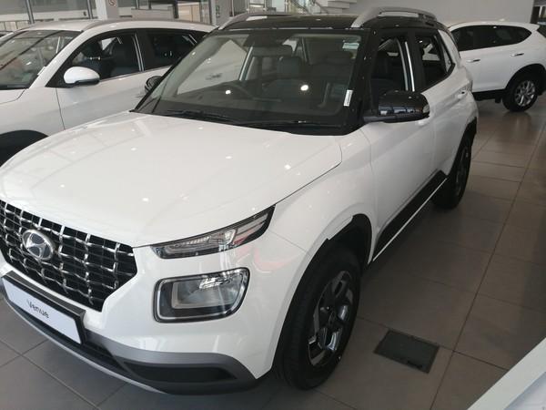 2020 Hyundai Venue 1.0 TGDI Fluid DCT Gauteng Four Ways_0