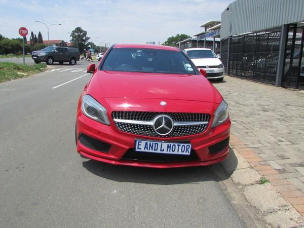 2013 Mercedes-Benz A-Class A 250 Sport At  Gauteng Kempton Park_0