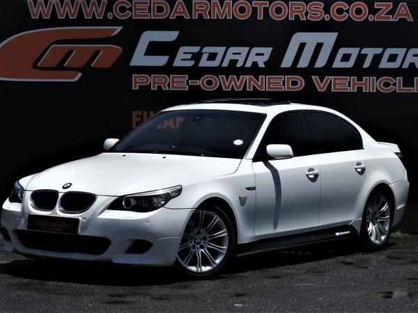 2009 BMW 5 Series 520d Sport e60  Gauteng Johannesburg_0