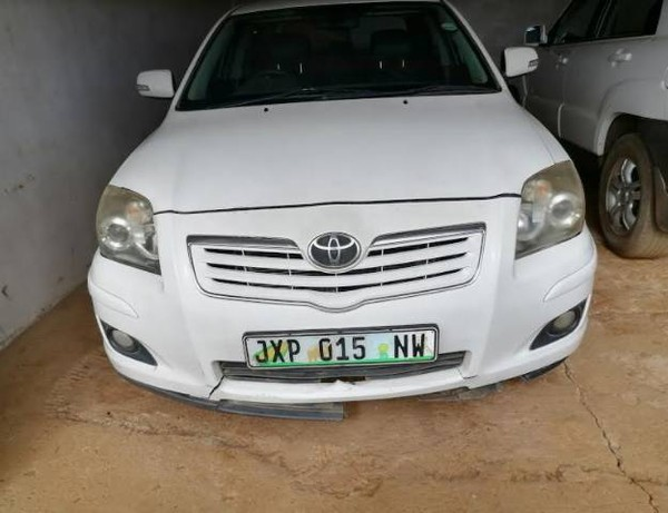 2007 Toyota Avensis 2.0 Advanced At  North West Province Mafikeng_0