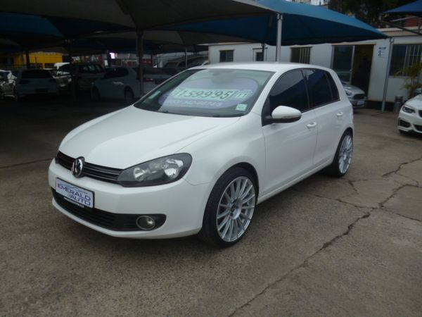 2011 Volkswagen Golf Vi 1.4 Tsi Comfortline  Kwazulu Natal Pietermaritzburg_0