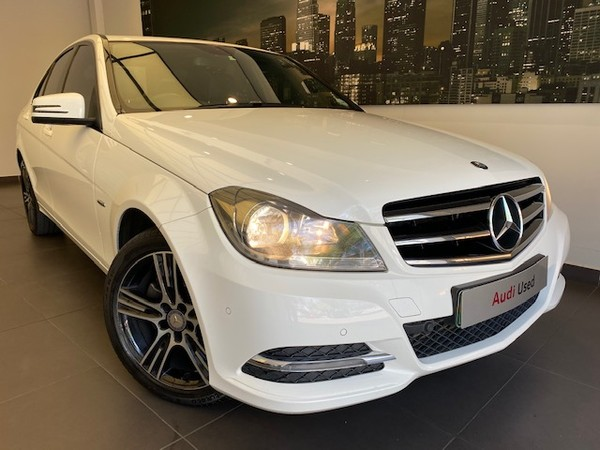 2013 Mercedes-Benz C-Class C200 Be Classic At  Free State Bloemfontein_0