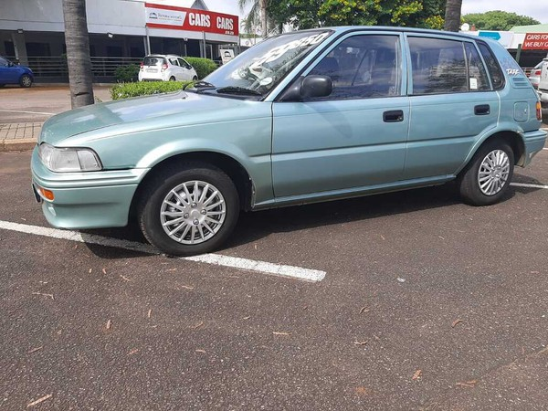 1998 Toyota Conquest 130 Tazz  Gauteng Montanapark_0