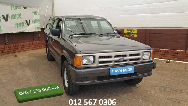 1995 Ford Courier 3000l 4x2 Leisure Pu Dc  Gauteng Pretoria_0