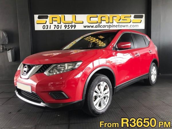 2015 Nissan X-Trail 1.6dCi XE T32 Kwazulu Natal Pinetown_0