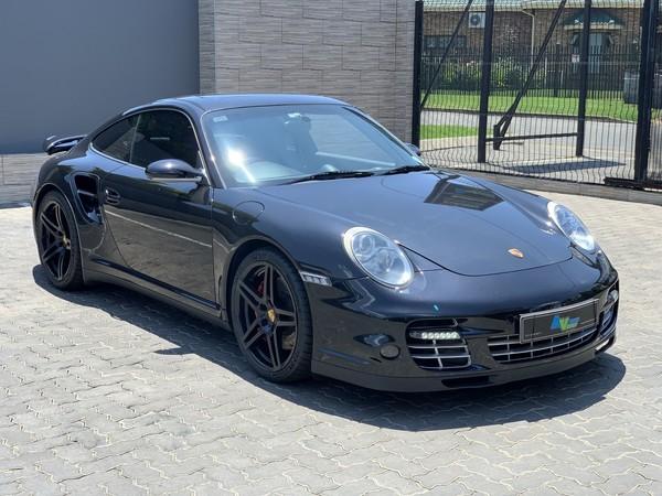 2009 Porsche 911 Turbo 997  Gauteng Johannesburg_0