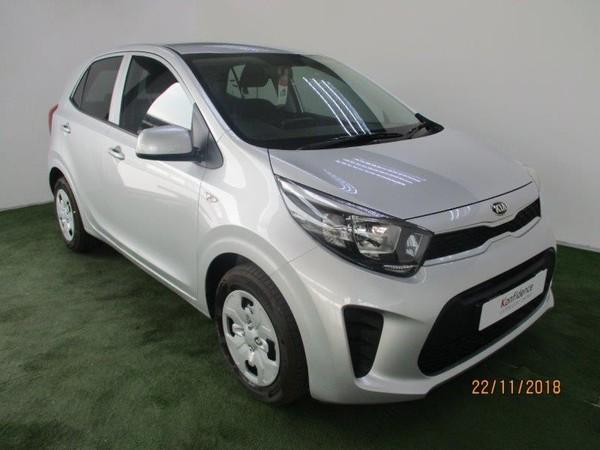 2020 Kia Picanto 1.2 Street Auto Gauteng Randburg_0