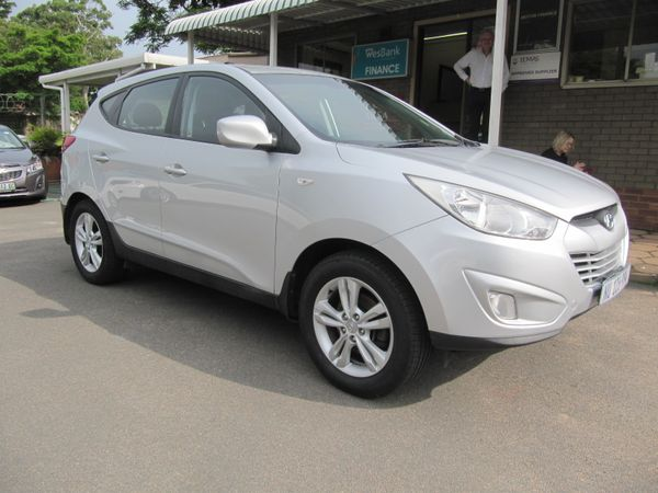 2013 Hyundai iX35 2.0 Gl  Kwazulu Natal Pinetown_0
