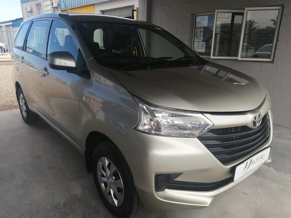 2016 Toyota Avanza 1.5 SX Western Cape Kuils River_0