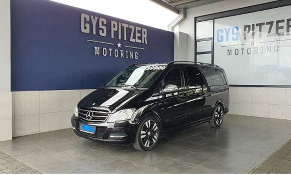 2014 Mercedes-Benz Viano 3.0 Cdi Avantgarde  Gauteng Pretoria_0