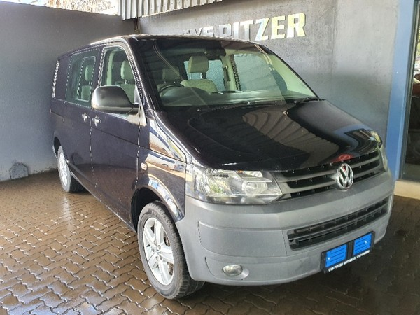 2013 Volkswagen Transporter T5 Cbus 2.0 Bitdi Swb 132 Kw Fc Pv  Gauteng Pretoria_0