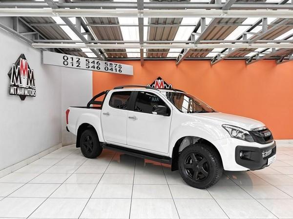 2015 Isuzu KB Series 300 D-TEQ LX Standard Auto Double Cab Bakkie Gauteng Pretoria_0