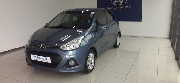 2016 Hyundai Grand i10 1.25 Fluid Kwazulu Natal Pinetown_0