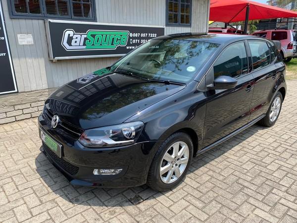 2012 Volkswagen Polo 1.6 Comfortline Tip 5dr  Mpumalanga Nelspruit_0