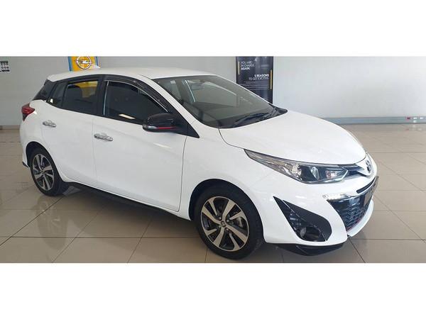 2018 Toyota Yaris 1.5 Sport 5-Door Mpumalanga Lydenburg_0