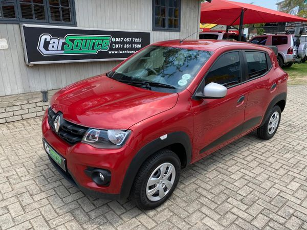 2019 Renault Kwid 1.0 Dynamique 5-Door Auto Mpumalanga Nelspruit_0