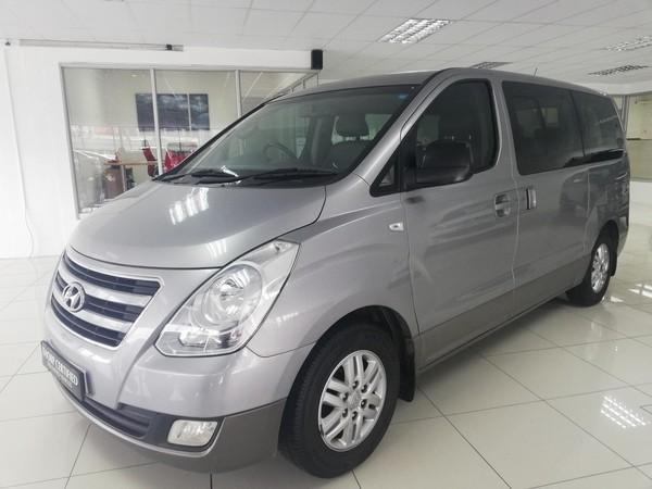 2016 Hyundai H1 2.5 CRDI Wagon Auto Western Cape Cape Town_0