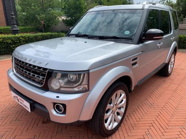 2014 Land Rover Discovery 4 3.0 TDSD V6 XXV LTD Edition Gauteng Pretoria_0