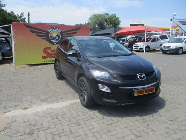 2012 Mazda CX-7 2.5 Dynamic At  Gauteng North Riding_0