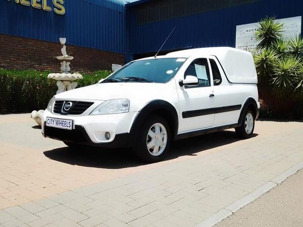 2013 Nissan NP200 1.5 Dci Se Pusc  Gauteng Pretoria_0