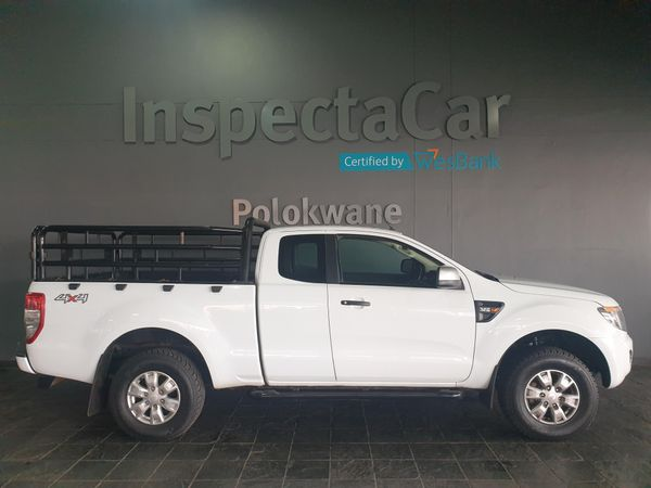 2013 Ford Ranger 3.2tdci Xls 4x4 At Pu Supcab  Limpopo Polokwane_0