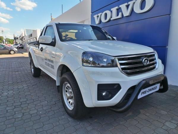 2020 GWM Steed 5 2.0 WGT Workhorse Single Cab Bakkie Gauteng Pretoria_0