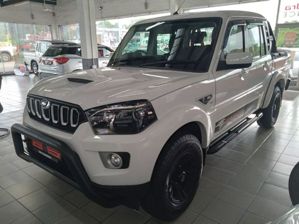 2020 Mahindra PIK UP 2.2 mHAWK S6 4X4 PU DC Kwazulu Natal Pinetown_0