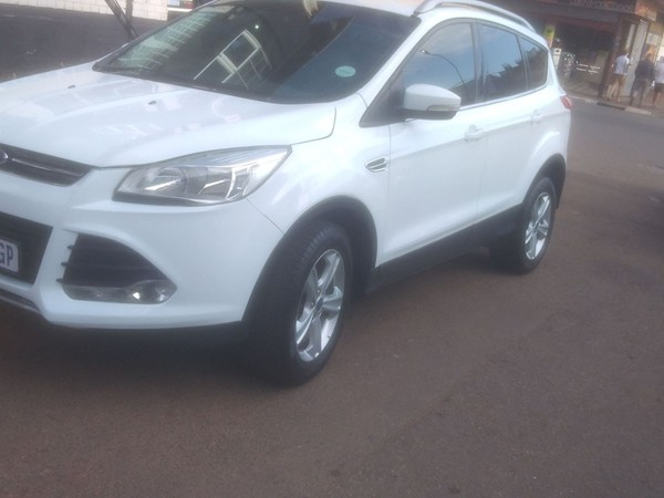 2014 Ford Kuga 1.6 Ecoboost Ambiente Gauteng Jeppestown_0