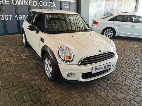 2014 MINI One 1.6  Eastern Cape Port Elizabeth_0