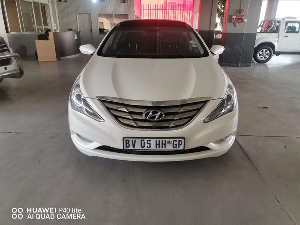 2013 Hyundai Sonata 2.4 Gls Executive At  Gauteng Johannesburg_0