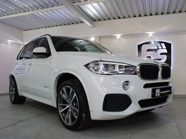 2014 BMW X5 xDRIVE40d M-Sport Auto Western Cape Cape Town_0