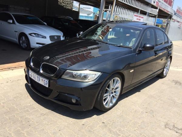 2009 BMW 3 Series 320i Sport e90  Gauteng Bramley_0