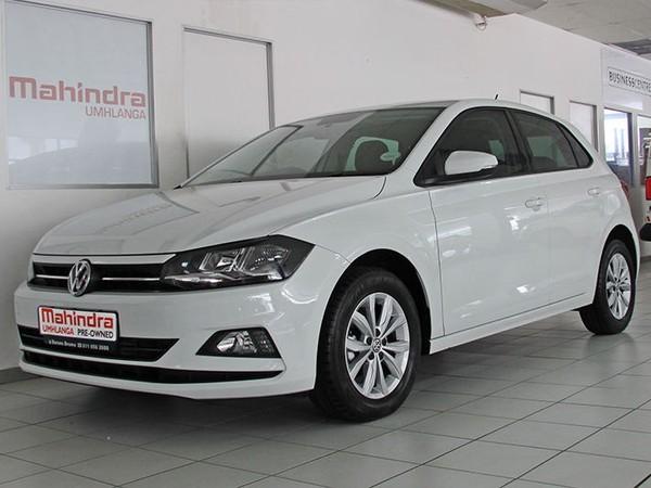 2019 Volkswagen Polo 1.0 TSI Comfortline DSG Kwazulu Natal Umhlanga Rocks_0