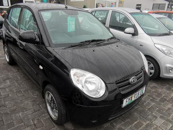 2010 Kia Picanto 1.1 Lx  Eastern Cape Port Elizabeth_0