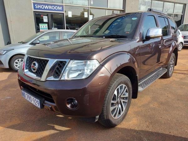 2013 Nissan Pathfinder 2.5 Dci Se At  Kwazulu Natal Durban_0