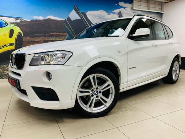 2014 BMW X3 Xdrive28i M Sport At  Gauteng Benoni_0