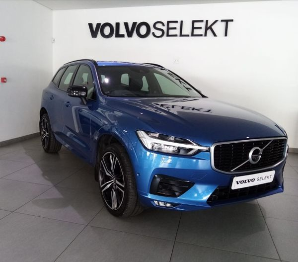 2020 Volvo XC60 D5 R-Design Geartronic AWD Free State Bloemfontein_0