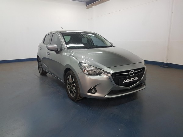 2015 Mazda 2 1.5 Individual 5-Door Gauteng Germiston_0