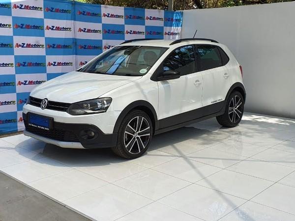 2013 Volkswagen Polo 1.6 Tdi Cross  Gauteng Pretoria_0