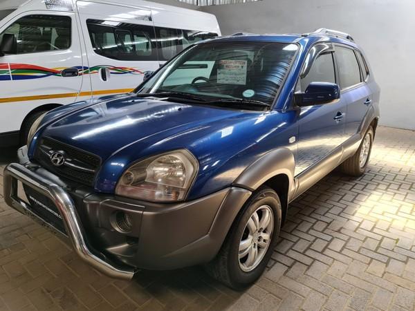 2009 Hyundai Tucson 2.0 Gls  Free State Bloemfontein_0