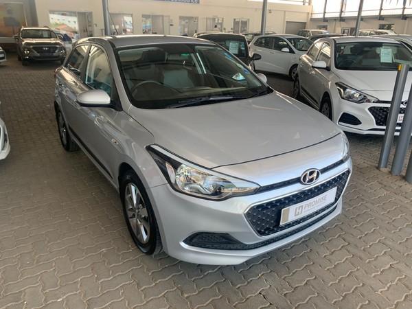 2017 Hyundai i20 1.2 Fluid Free State Bloemfontein_0